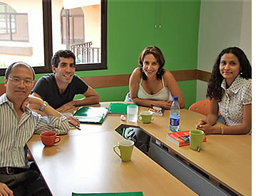 Business Spanish Courses at Habla Ya